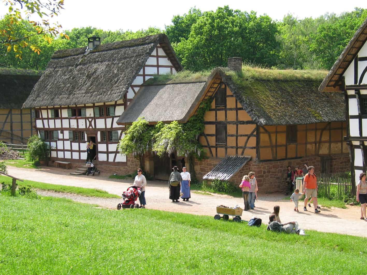 Openluchtmuseum Kommern
