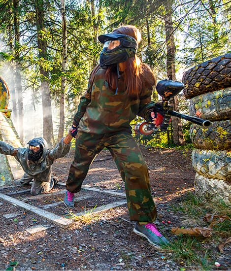 Sniper Zone – Paintball